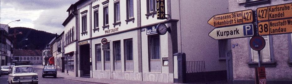 Geschichte der VR Bank Südliche Weinstraße